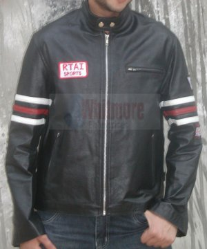 House MD Doctor Gregory House Stylish Original Leather Jacket - All Sizes