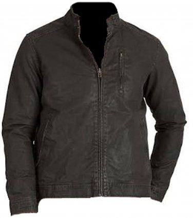 Jack Reacher Never Again Leather Jacket