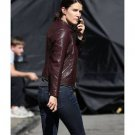Jack Reacher Never again ladies leather jacket