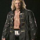 Mattel Edge Elite Black Leather Coat Jacket