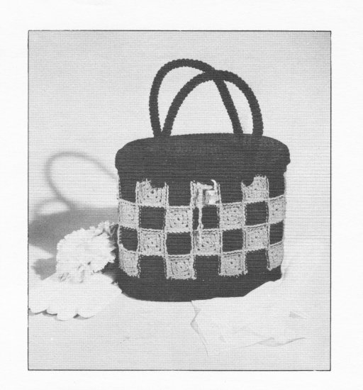 Vintage Crochet Bag Pattern