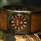 Fine handmade bracelat  watch UNION SQU made to order for gift
