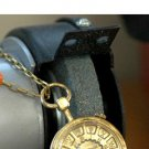 "Unique&Sweet Gift SteamPunk antique pocket Watches"" j - POCKET "" Vintage fashion"