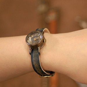 Made to Order.. handmade watches VINTAGE TWIN LADY