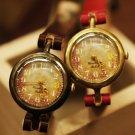 "Japan and korea fashion Made to Order SteamPunk handmade wrist watch "" LUMIERE """