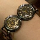 "SteamPunk Watch Antique type handmade watches "" tombo """