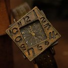 "SteamPunkWatch ANTIQUE handmade watches ""SLAN TIME"""