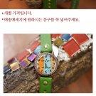 Vintage SteampunkS jewelry style handmade watch PAIR-1