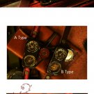 Vintage SteampunkS jewelry style handmade watch N-CHOCO