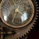 "SteamPunk  handmade wrist watches ""DEAD LAND 3"""