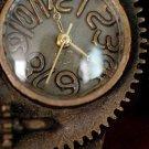 """SteamPunk  handmade wrist watches """"DEAD LAND 3"""""""