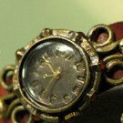 "SteamPunk  Watches ANTIQUE handmade watch  "" GEM JUNO """