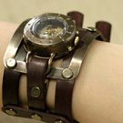 Bracelets type SteamPunk  Watches Antique handmade watch GRADIATOR x-mas gift