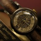 "SteamPunk antique handmade watches ""MEMORY  NAME """