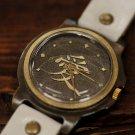 "SteamPunk GEAR antique handmade watches "" LOVE TIME """
