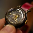 "SteamPunk  Watch antique handmade watches "" LOVE LADY """