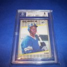 Ken Griffey Jr. 1989 Fleer #548 BGS 8