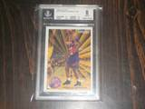 Charles Barkley 1993-94 Fleer AW #229 BGS 8