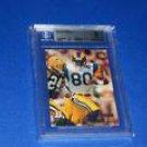 Isiaac Bruce 1994 Bowman #68 BGS 9