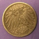 GERMANY EMPIRE 5 Pfennig 1902A Ruler: Wilhelm II
