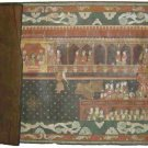 ANTIQUE ASIAN PAINTING THE EMPERROR JAHANGIR INDIA RAR
