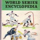 Vintage paperback WORLD SERIES ENCYCLOPEDIA 1903 - 1960/ Highlights, Stats, History/ Baseball