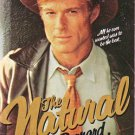 1982/ THE NATURAL/ Bernard Malamud/ BASEBALL MOVIE TIE-IN/ Robert Redford