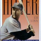 Hitter : The Life and Turmoils of Ted Williams by Ed Linn (1994, Paperback)