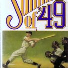 Summer of '49/David Halberstam/ Yankeees & Red Sox (1990, Paperback)