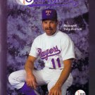 1992 TEXAS RANGERS Souvenir Program (V.21, No.4)/ NOLAN RYAN/ MLB Baseball