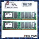 KINGSTON 2x256MB DDR PC-3200 DRAM 512MB 400MHZ RAM