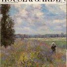 HOUSE & GARDEN AUG 1985 1980's Magazine Washington's Mount Vernon, Enid Haupt, Walter Annenberg