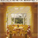 HOUSE & GARDEN April 1985 1980's Design Magazine Theodate Pope Riddle, Charles Jencks, Vreelands