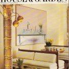 HOUSE & GARDEN 1980's Magazine March 1987 Sarah Winchester Rifle Mystery Mansion Llanda Villa
