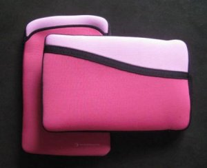 Galaxy/Kindle/Nook Color/Kobo/eReader/ Soft Case - Pink