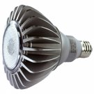 PAR38 10 WATT DIMMABLE LED LIGHT BULB WHITE - LPAR38D-1080-W