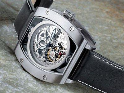 Steinhausen Beethoven Skeleton Automatic Watch (S) # TW 523 S