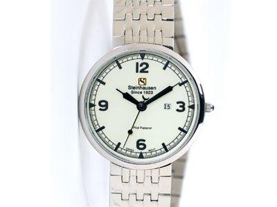 Steinhausen Dunn Horitzon Lumin Rasierer Watch (S) # TW 498 S