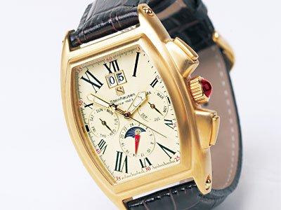 Steinhausen Classic Ulrich Automatic Watch # TW 394 G