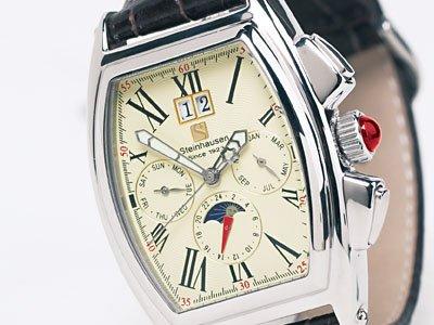 Steinhausen Classic Ulrich Automatic Watch # TW 394 S