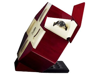 Steinhausen Tropez Watch Winder (Cherrywood) # TM 485 E
