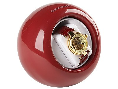 Steinhausen Desktop watch Winder (Cherry) # TM 588 E