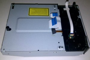 PS3 KEM-400AAA Replacement Blu-ray Drive with working Laser