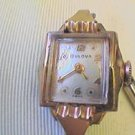 RARE VINTAGE GORGEOUS BULOVA LADIES COCKTAIL WATCH 4FIX
