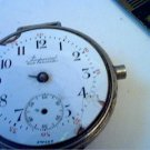 VINTAGE WIRELUG IMPERIAL BUREN SILVEROID WATCH 4U2FIX