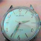 VINTAGE HELBROS INVINCIBLE WATCH 4U2FIX
