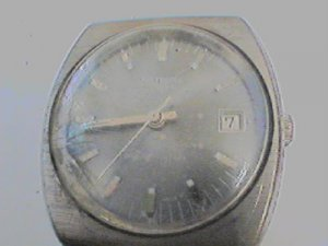VINTAGE INGERSOLL 17 JEWEL DATE WINDUP WATCH 4U2FIX