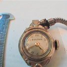 VINTAGE 1940'S BULOVA COCKTAIL LADIES WATCH 4U2FIX