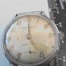 VINTAGE 1969 CARAVELLE SUB SEC DIAL WATCH RUNS NEEDS GL