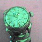 vintage helbros regency 23j ladies auto watch runs